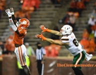 Clemson defense dethrones King