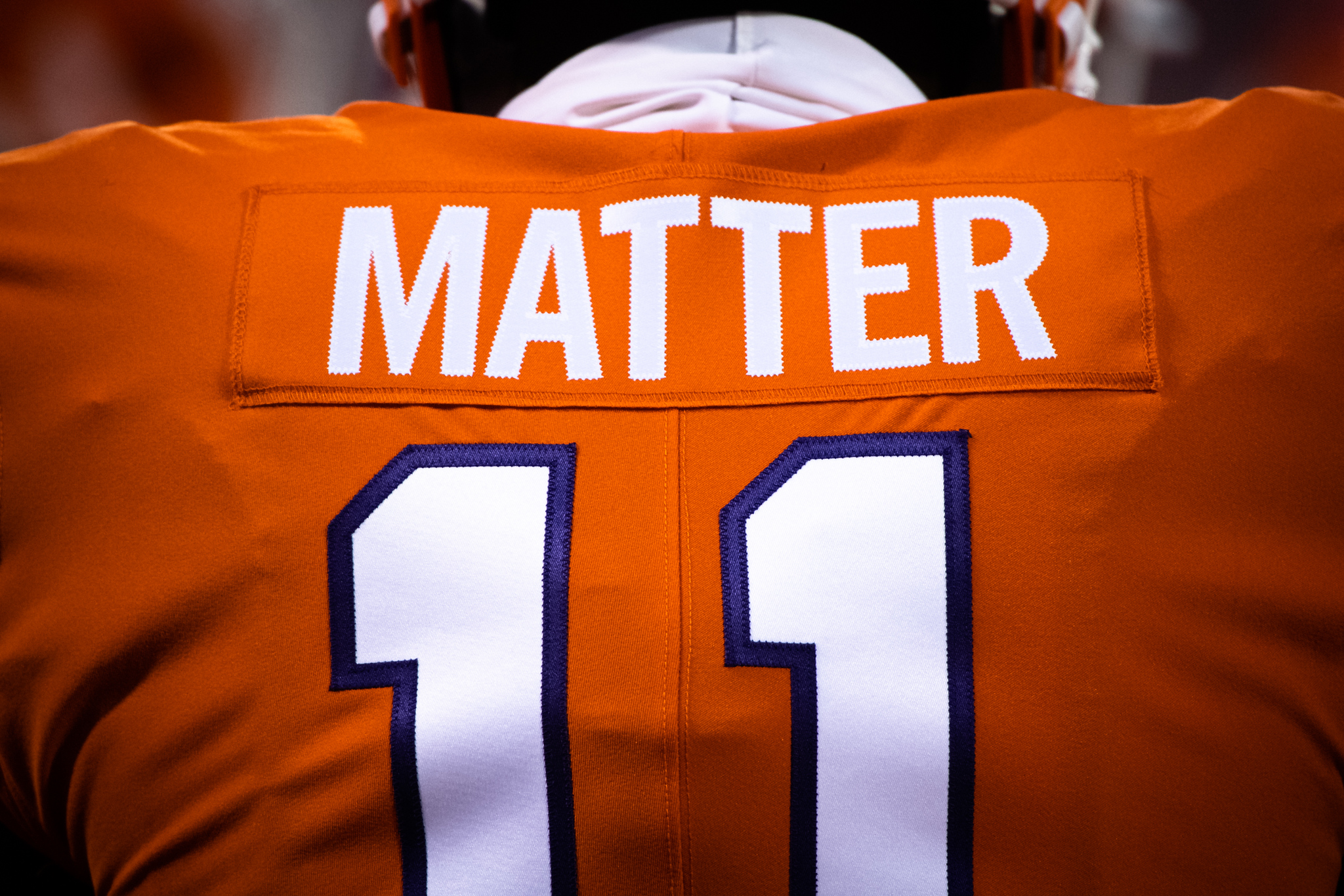 Phrases on jerseys went against Swinney's routine, will not see ...