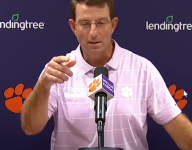 Swinney's postgame press conference report - Miami