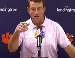 Swinney fires back at Florida State