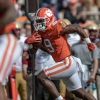 Etienne holds steady as NFL Draft approaches