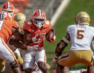 Does Clemson need to run the football to beat Notre Dame?