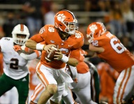 Lawrence still projected No. 1, Etienne has to prove himself