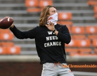 Clemson players continue to push for change in pregame
