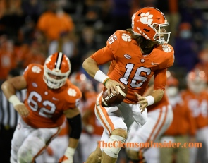 School-record 333 Clemson student-athletes on ACC Honor Roll