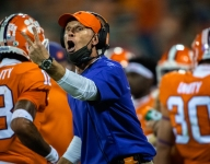 Two-minute Drill:  Venables on the FSU, injuries, Pitt