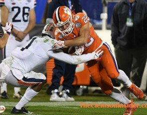 Will Swinney named semifinalist for Campbell Trophy