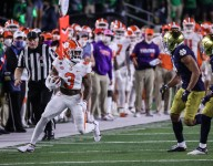 Clemson looking forward with Irish in the rearview