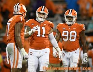 There's no avoiding great expectations for Clemson's deep, talented defensive line