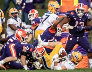 Tigers take frustrations out on Pitt