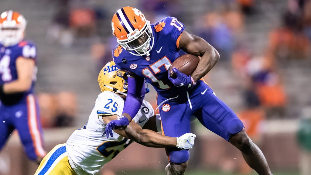 Three Tigers named ACC Player of the Week