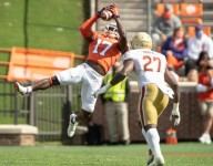 Analyst says Chiefs 'lucky to get' former Clemson receiver