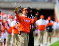 Clemson still nowhere to be found in this national analyst's ranking