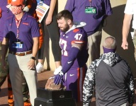 Skalski listened to his body, returned for final game at Death Valley