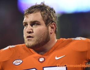 Clemson will go as far as the O-line takes it