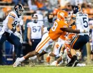 'Eye-opening' freshman season has exceeded Murphy's expectations
