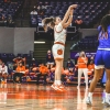 Spray Reaches Career Milestone as Tigers Topple Blue Hose