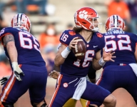 Swinney: 'Most logical people' know Lawrence should win the Heisman Trophy