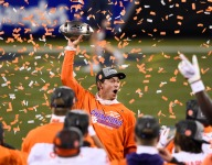 Rout of Notre Dame secures CFP record for Tigers