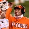 Swinney flips the bat for Clemson Softball