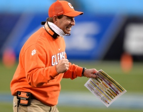 Great news for Dabo Swinney, Clemson Football