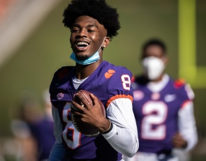 Swinney updates status of Justyn Ross