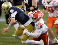 Clemson closes 'Book' on Notre Dame's championship hopes