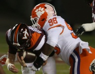 Clemson freshman named ACC Rookie of the Week