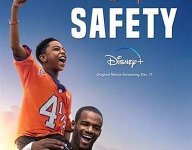 McElrathbey's emotional testimony as his movie 'Safety' premieres today on Disney+