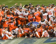 Recruits react to Clemson's rout of Notre Dame