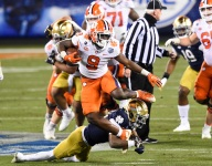 What They Are Saying: Travis Etienne Top RB on Board?