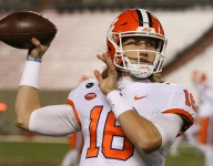Clemson takes early lead
