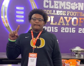 Big-time Alabama lineman felt right at home with Clemson