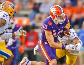 A look at Clemson's 2021 Depth Chart: Lot of competition in the slot
