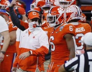 Making the Grade: 2020 was the hardest year of Swinney's coaching career