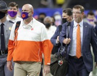 Photo Gallery: Tigers arrive at Superdome