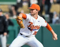 Clemson pitching will bring velocity with command to the mound