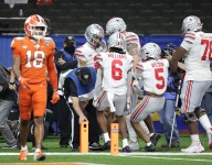 Buckeyes take it to Clemson in the first half