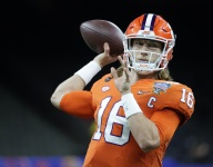 Lawrence, Clemson strikes first in Sugar Bowl