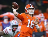 Clemson places record 9 players on All-ACC Academic Team
