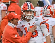 WATCH: Trevor Lawrence interview with ESPN's Marty Smith