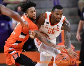 Clemson standout signs with NBA team