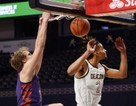 Tigers dunk on Deacons