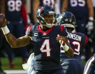 Reporter says it's time for a Watson-Texans divorce