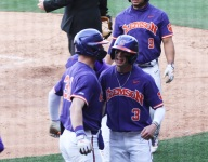 Clemson ties game with South Carolina