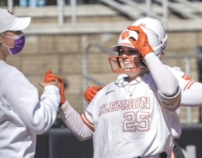 Tigers sweep Tech, win first ever ACC road series