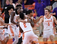 Clemson's prayer was answered Friday night