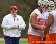 Tigers look to build productive depth on the offensive line