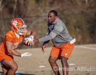 Photo Gallery: First Day of Spring Practice