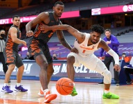 Orange ends Clemson's win streak